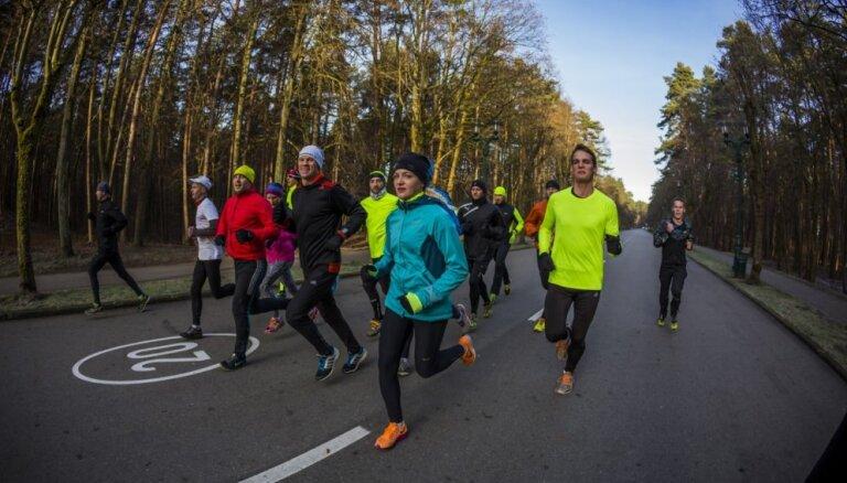 'Lattelecom' Rīgas maratona 'adidas' skriešanas skola uzsāk 2017. gada sezonu