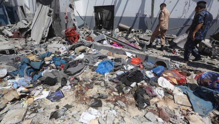 ANO Drošības padome aicina uz pamieru Lībijā