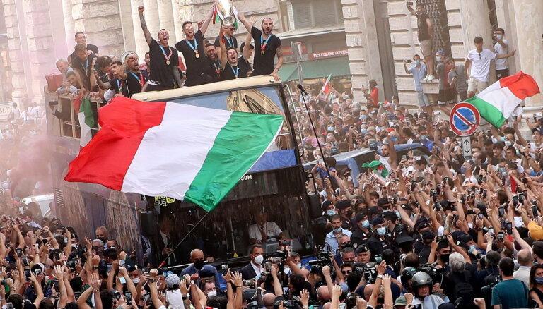 В Италии после финала ЕВРО-2020 погибли болельщики, одного мужчину застрелили