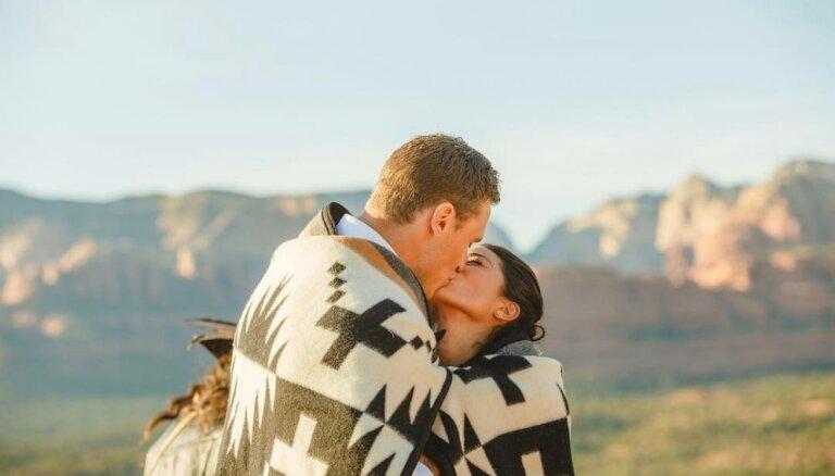 Štromberga sieva dalās ar mīlas pilniem kadriem