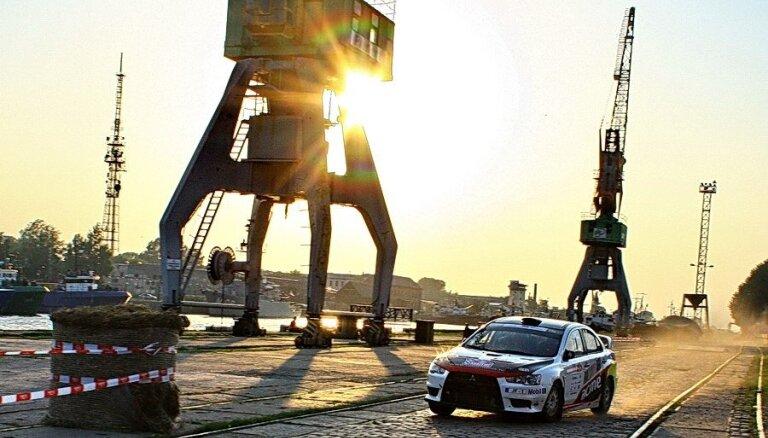 Jānis Feldmanis: R4 rallija automašīna ir konkurētspējīga