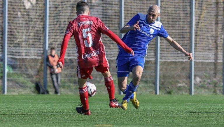 Pieredzējušais Askerovs atzīts par Latvijas virslīgas mēneša labāko futbolistu