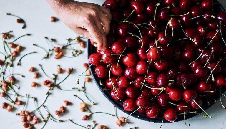 Saldais ķirsis – gards našķis un veselības sargs. Kādas uzturvielas satur un kāpēc neēst kilogramiem