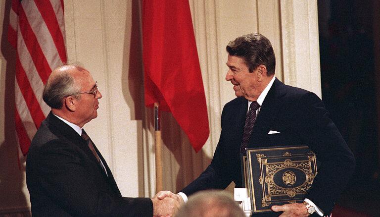 Бывшая неформальная советница Рейгана попросила российское гражданство