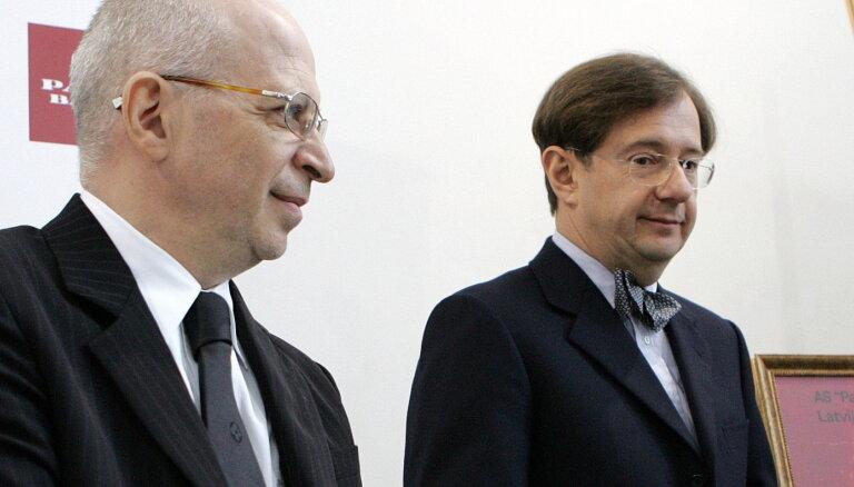 Valsts izvērtē izlīguma iespēju ar Karginu un Krasovicki