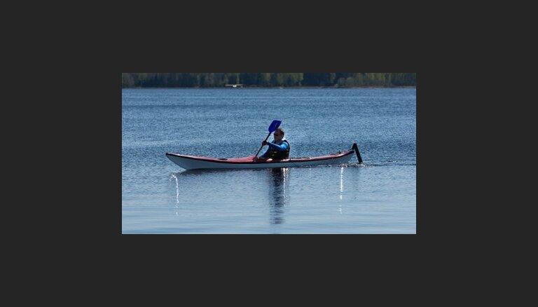 Liepājā notiks ūdenstūrisma sacensības 'Liepājas regate 2009'