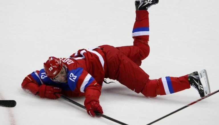 Zviedrija un Krievija no Ziemeļamerikas nesaņem gaidīto papildinājumu pirms PČ