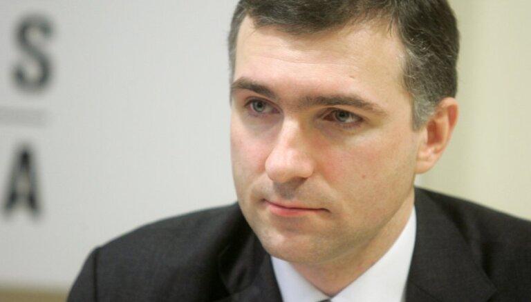 Сейм выразил недоверие одному из руководителей КРФК Бразовскису