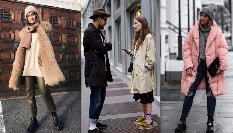 Стильные образы на январь для него и для нее: рекомендации модного блогера Кристы Тимзе