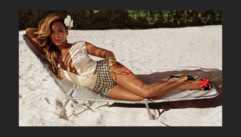 Dziedātāja Bejonsē paziņo par sadarbību ar H&M