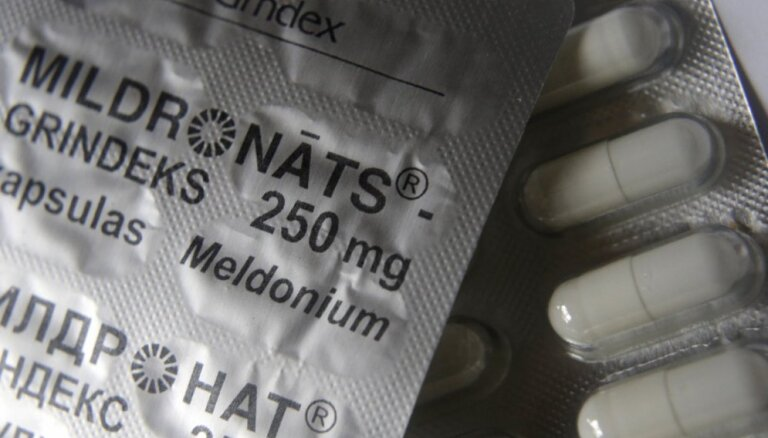 NHL iekļauj meldoniju aizliegto vielu sarakstā