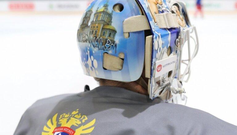 ВИДЕО: Вратарь сборной России стал участником ДТП, уходя от погони полиции