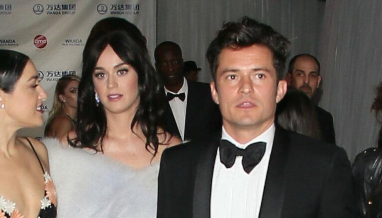 СМИ: Актер Орландо Блум и поп-звезда Кэти Перри расстались