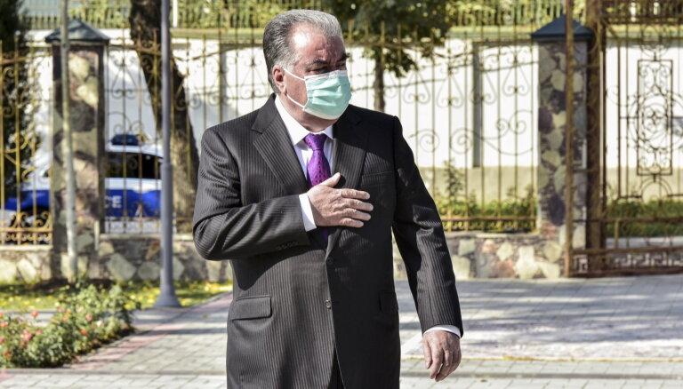 Эмомали Рахмона переизбрали на пятый срок. Он президент Таджикистана уже 26 лет
