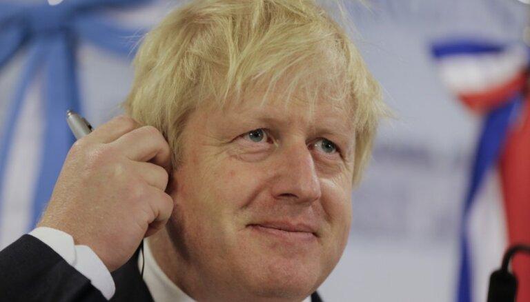 Борис Джонсон раскритиковал план Терезы Мэй по Brexit