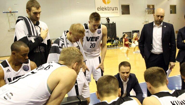 VEF ieguvusi vietu FIBA Čempionu līgas pamatturnīrā