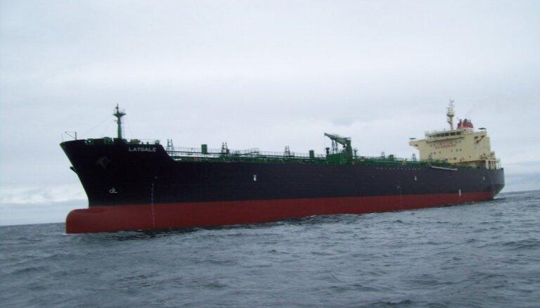 """Убытки """"Латвийского пароходства"""" сократились до 13 млн евро"""