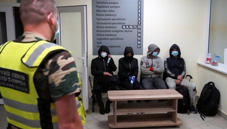 Нелегальные мигранты рассказывают, как чувствуют себя в Литве