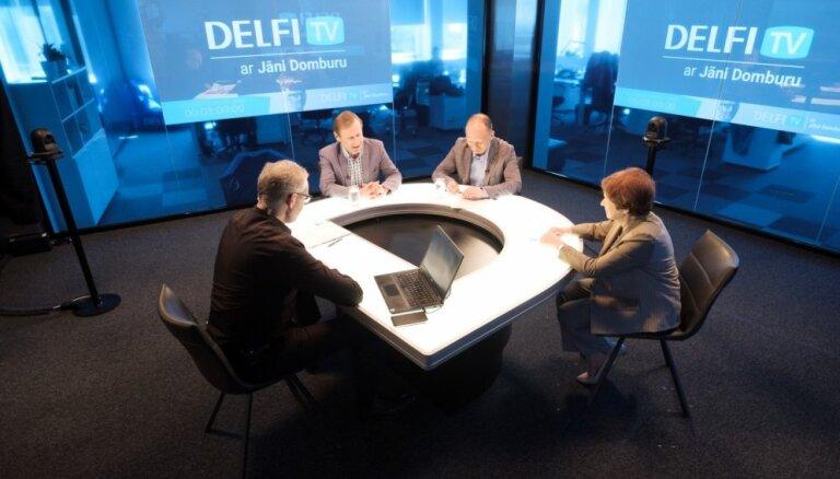 Par ko balsot? 'Delfi TV ar Jāni Domburu' atbild Latvijas Krievu savienība