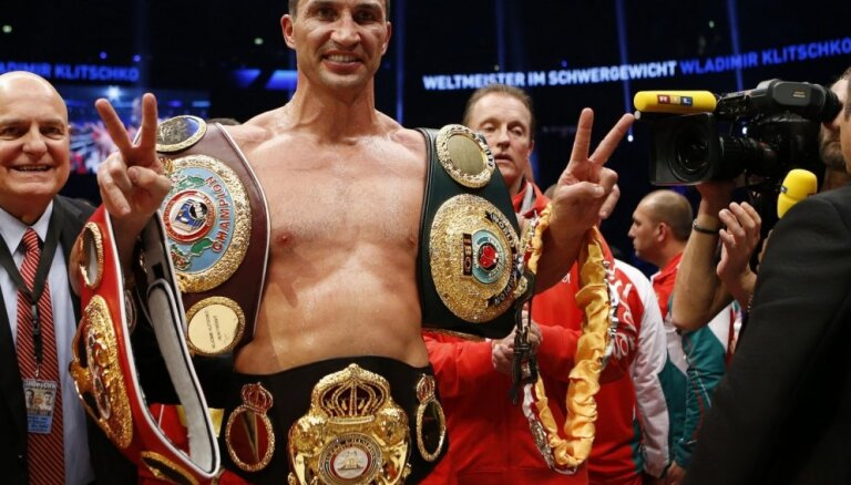 Владимир Кличко может вернуться на ринг ради рекорда