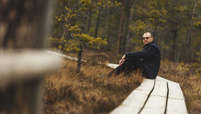 Izdos komponista Riharda Dubras pirmo simfonisko albumu