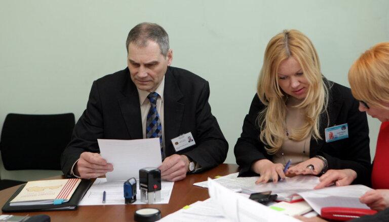 Оппозиция Рижской думы хочет инициировать отставку главы избирательной комиссии Кокина