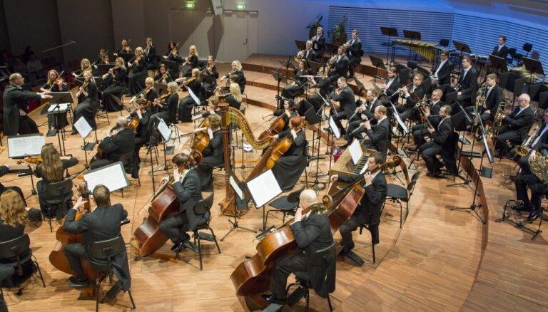Liepājas simfoniskais orķestris ieraksta albumu ar Viljama Vērdsverta mūziku