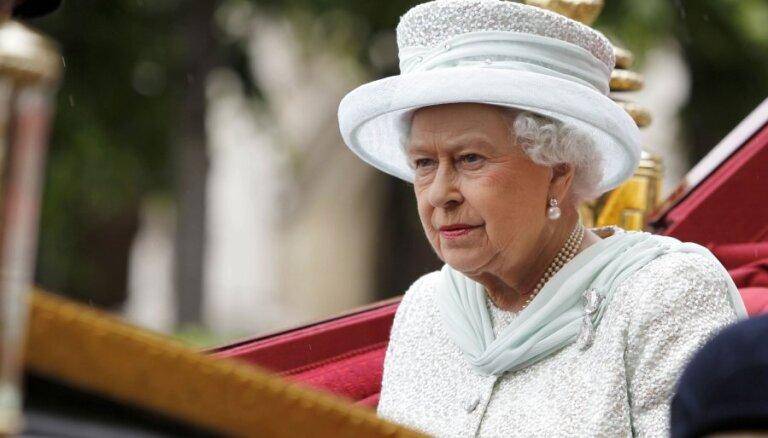 Рассекречен черновик речи Елизаветы II на случай ядерной войны