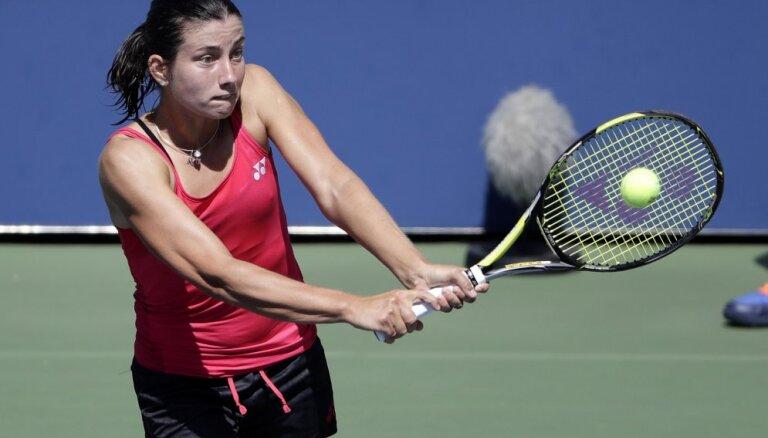 Анастасия Севастова продолжает восхождение на US Open