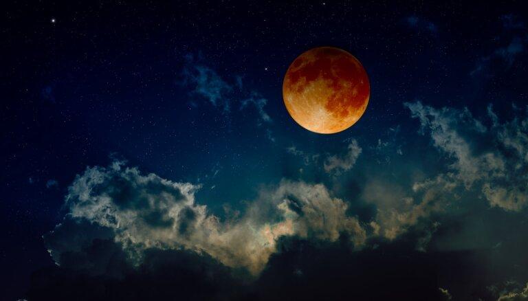 Naktī uz 17. jūliju – Mēness aptumsums. Ko tas sola?