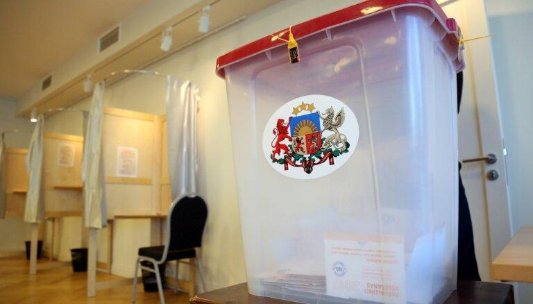Pašvaldību vēlēšanās balsot varēs jebkurā savas pašvaldības iecirknī