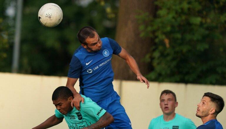 RFS un 'Valmiera' ar zaudējumu uzsāk UEFA Konferenču līgas sezonu
