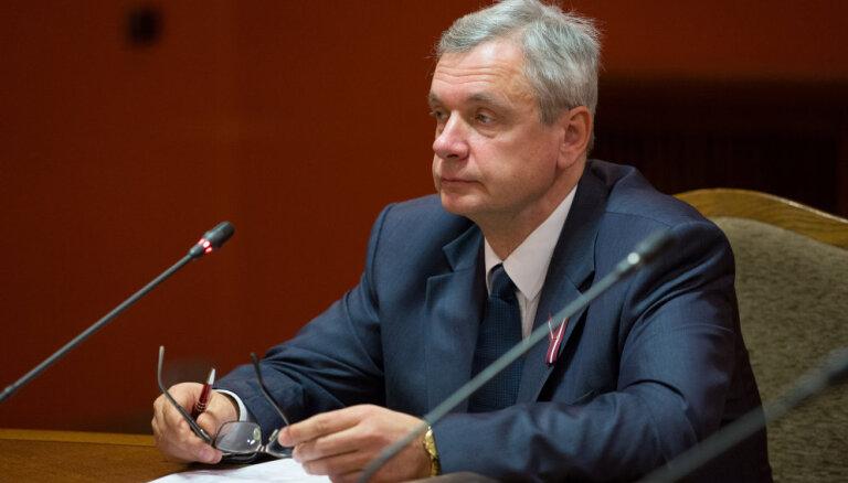 Карлис Шадурскис готов стать премьером