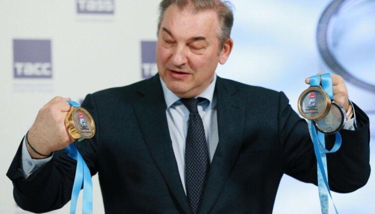 Krievijas Hokeja federācijas prezidenta amatam tikai viens kandidāts