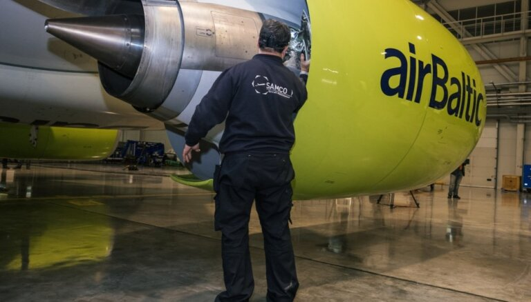 Репатриационный рейс airBaltic из Стамбула отменен из-за низкого спроса