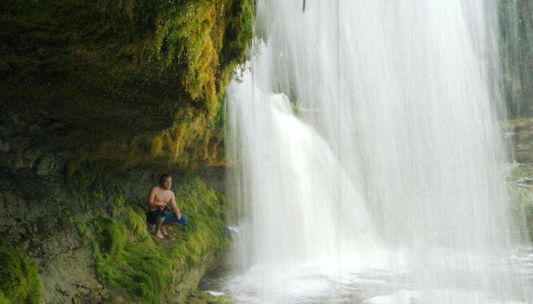 Ziemeļigaunijas pērle: varenais Keilas ūdenskritums