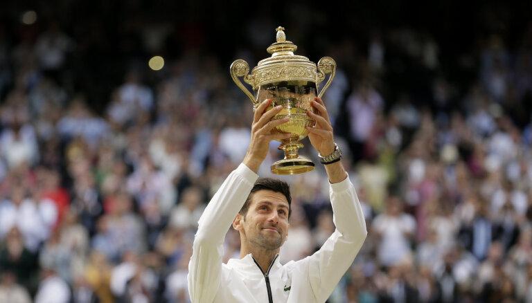 Джокович победил Федерера в самом продолжительном финале за всю историю Уимблдона