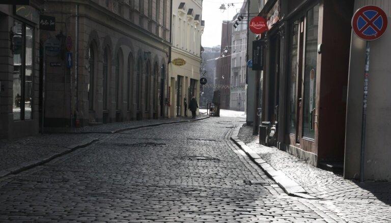 Aprīlī Latvijas tūristu mītnēs apkalpoto viesu skaits samazinājies par 94%