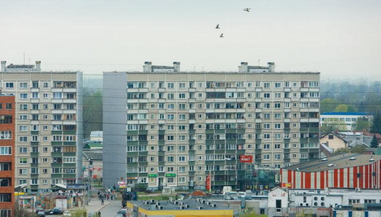 В Риге квартиры - в разы дороже, чем в других городах Латвии