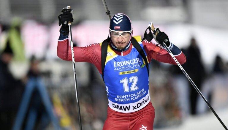 Izveseļojies Rastorgujevs plāno startēt nākamajā PK posmā Oberhofā