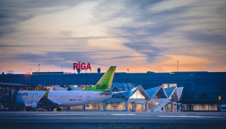 В июле выросло число пассажиров в Рижском аэропорту: названы самые популярные направления и авиакомпании