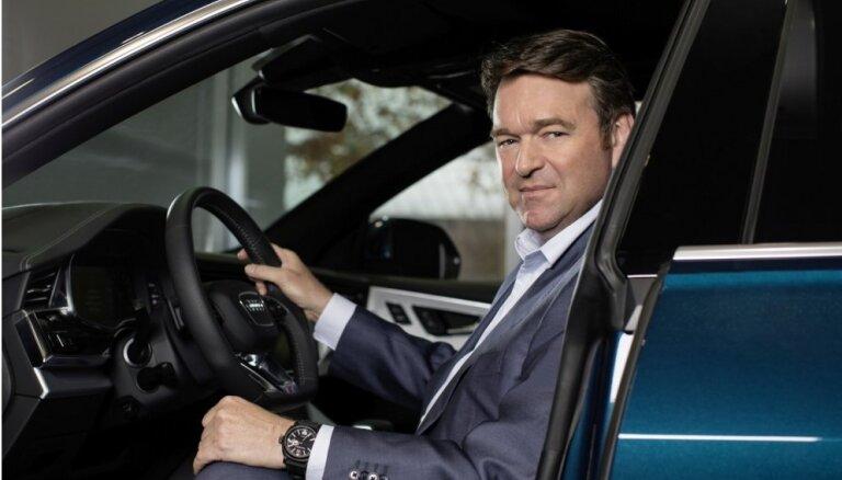 'Audi' pagaidu vadītājs Abrahams Shots kļuvis par uzņēmuma pastāvīgo izpilddirektoru