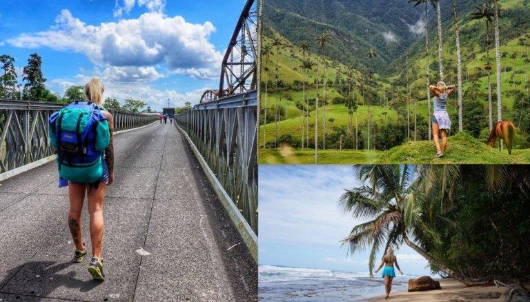 Latīņamerikas aizkulises: Jūlijas raibie piedzīvojumi piecu mēnešu garumā