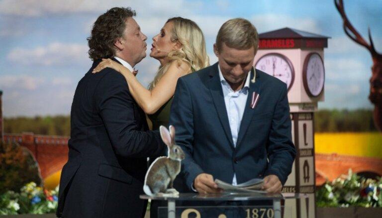 Foto: Noslēdzies lielais Latvijas mīlēšanas šovs
