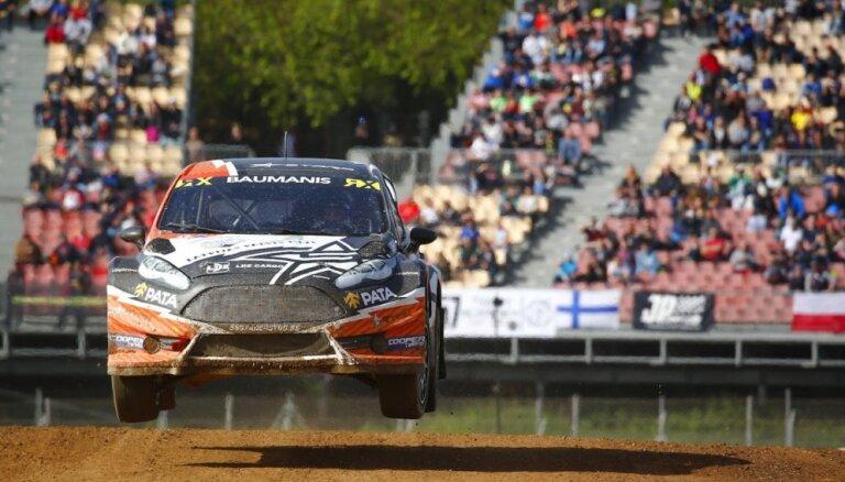 'World RX' un 'Euro RX' sezonas sākums: Latvijai divas uzvaras un pusfināls prestižākajā 'Supercar' ieskaitē