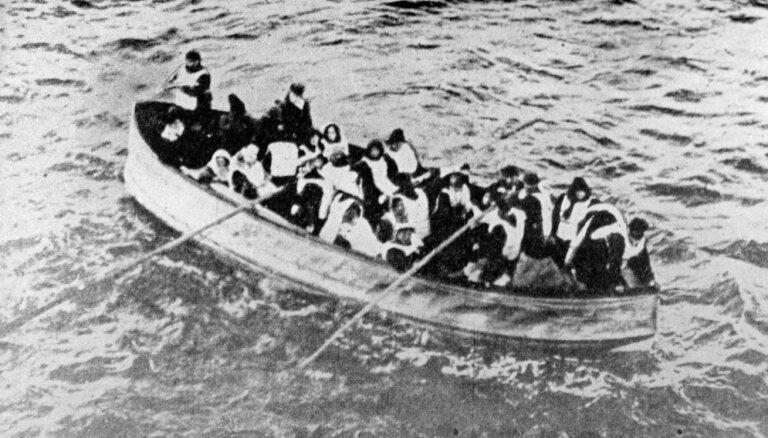 Kas mainījās jūrniecības drošības praksē pēc 'Titānika' nogrimšanas?