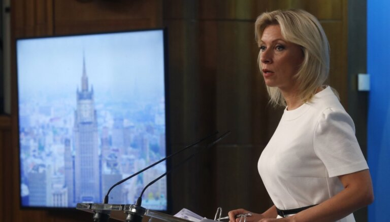 'Rietumiem bail no konkurences' jeb kā Krievija 'atšaudās' Navaļnija lietā
