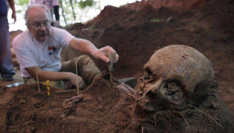 Древние следы Черной смерти обнаружены в российском Поволжье