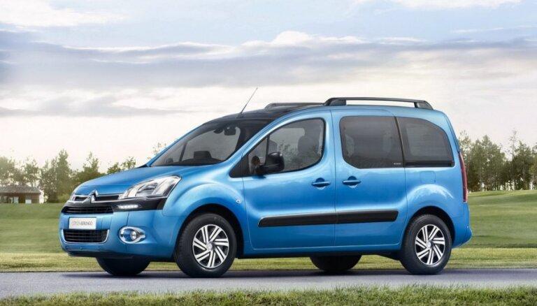 Монтерам и аварийным бригадам Latvenergo купят более 110 новых авто
