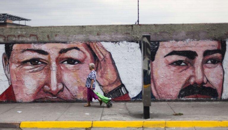Venecuēlā pagarināts ārkārtas stāvoklis